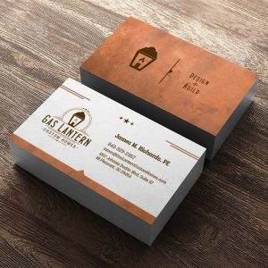 Branding and business card design by Sharpen Creative