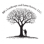 BB's Landscapes and Lawn Service Logo