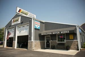 Revolution Motor Works Finksburg, MD shop photo