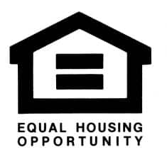 Equal Housing Opportunity logo.
